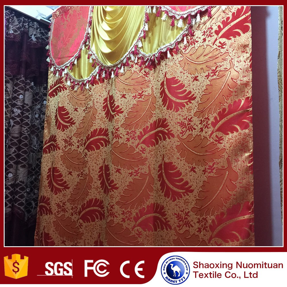 Our Company Want Distributor European Style Window Curtains From China 100% Polyester Curtain
