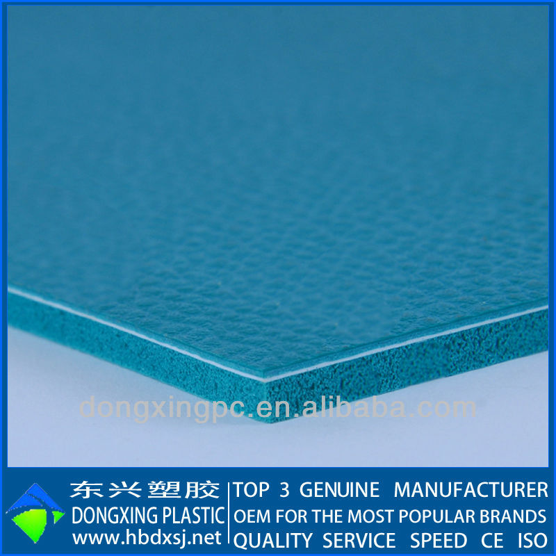 removeable indoor pvc Vinly Badminton Court Flooring