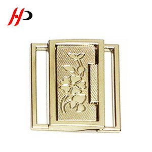 Fashion new arrival deadpool lighter metal two joint belt buckles for garment