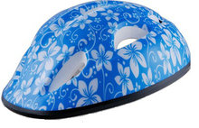 high quality children bike helmet blue color hot sale