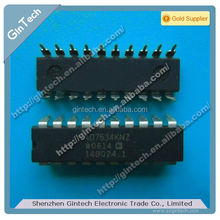 100% NEW and Original AD7569KN DIP-24 LC2MOS Complete, 8-Bit Analog I/0 Systems