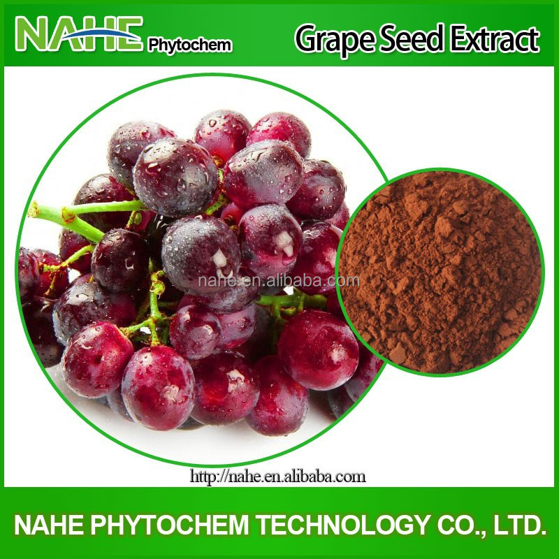 Pure Natural Antioxidant Water Soluble Grape Seed Extract