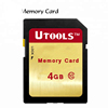 fast speed 8GB Memory Card Write CID SD Card Change with custom logo SD case with package