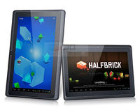 cheap 7 inch touch panel pc 7inch tablet pc q88 allwinner a13 android4.0 android4.2 mini pc mid