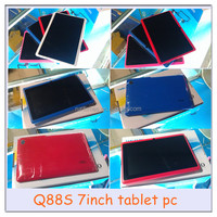 2014 best-selling Wholesale tablets Q88 CE Rohs Tablet PC Cheap 7 Inch Allwinner A23 Tablet