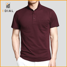 Wholesale 100% polyester high quality fitness quick dry polo t shirts for men