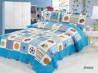 high quality patch work child bedding set