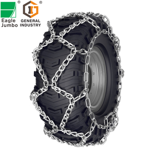 High Amount Traction Anti-skid Snow Tire Chains for Car Bus