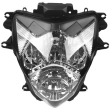 Headlight Assembly Fit For Suzuki GSXR 600 GSXR 750 Year 2011 2012 2013 2014 2015 Sportbike Motorcycle Front Headlamp Clear Lens