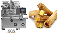 Multi-function Automatic Churros Encrusting Machine