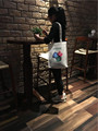 New Arrival Wholesale Custom Canvas shopping bag DNBG3SB0105