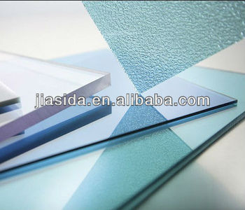 Polycarbonate Textured Sheet