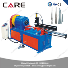 ZSG-40 Automatic hydraulic steel pipe tube swaging machine for taper reducing
