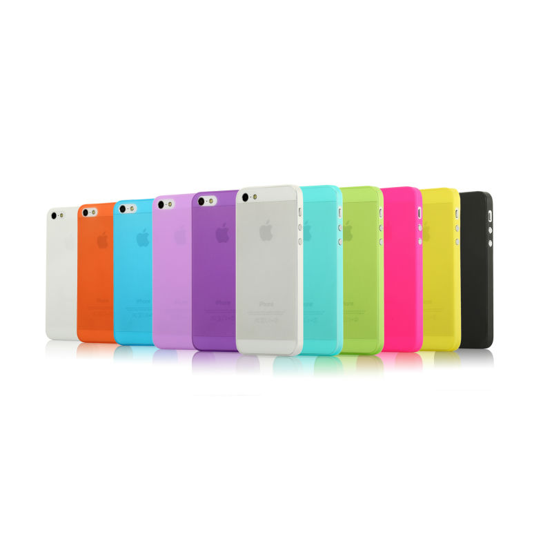 Colorful Replacement Hard Back Housing Cover Case For iphone 5s