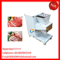 QW-3 small meat cutting/slicing machine Small meat slicer