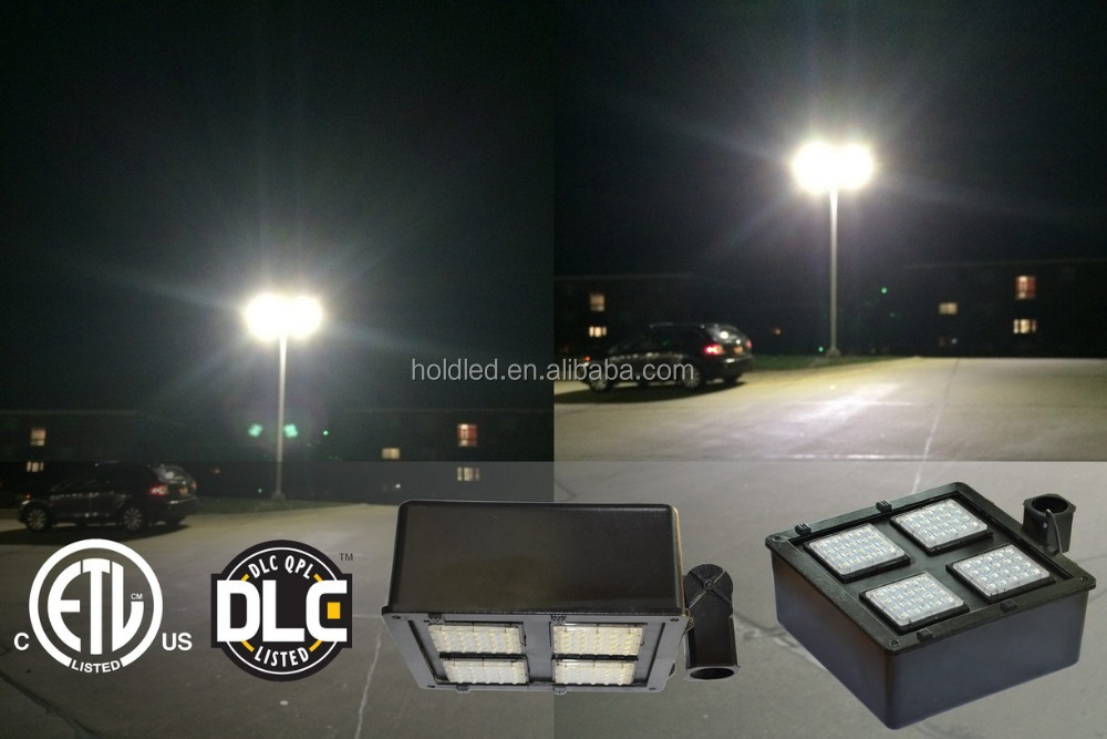 DLC LED shoe box 200w 150w 400w