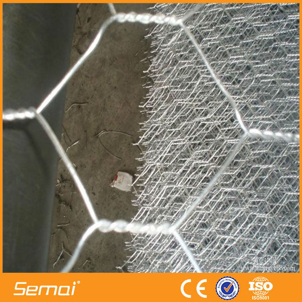 High Quality Most Popular Hexagonal Hot Dipped Galvanized Gabion Boxes/Baskets