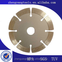 dry cutting diamond disc for cutting stone and concrete
