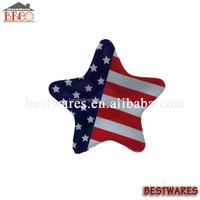 2015 High Quality Star Shaped Plastic Plate