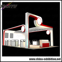 Exhibition Booth Designing/custom trade show booth designs
