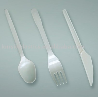 PS Plastic Cutlery Kits, Plastic Cutlery Set, Airline Cutlery