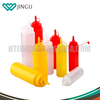 hot sale squeeze plastic ketchup bottle