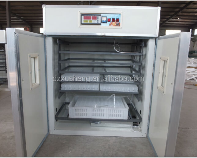 duck and poultry egg incubator with CE approved for sale