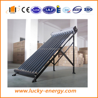 hot water room heating swimming pool solar collector