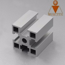6063 material 40*80 t slot aluminum extrusion profile framing for industry assembly made in China