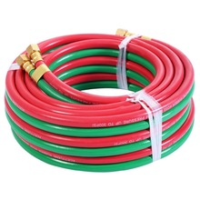 PVC flexible Twin Welding Hose Oxygen Acetylene Hose supplier