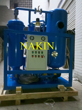 Vacuum Turbine Oil Purifier/lubrication oil filtration/Hydraulic oil filtering