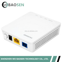 Original Huawei HG8010 single ethernet port GPON EPON ONT/ONU apply to FTTH mode,Class C+,English version