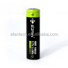 Professioanl Green Efan 18650 3.7v 3500mah 25A high drain rechargeable vaporize battery