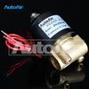 "Made In China High Quality Cheap Price 1/8"" 12v Brass Solenoid Water Flow Control Valve"