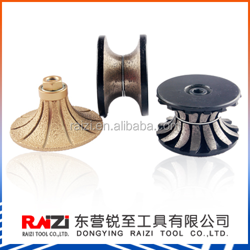 Professional high quality diamond stone router bit