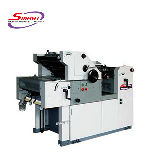 SMART Single Color Sheet Fed Offset Press