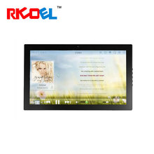 Factory Direct Supply Black Touch Screen Tablet For Advertising Display