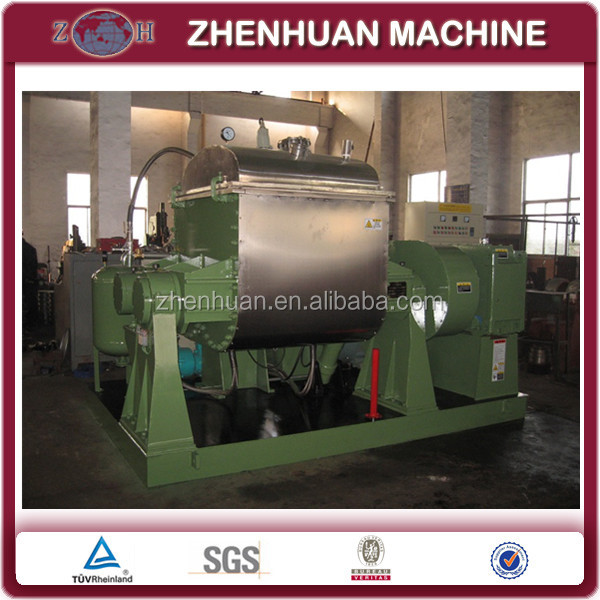 NHZ-1000L double sigma blades Vacuum Mixer for hotmelt supplier