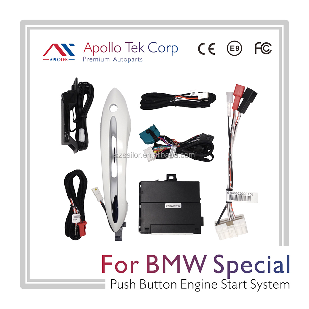 Keyless entry Smart Key System for BMW Special