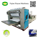 Factory direct facial tissue paper folding machine