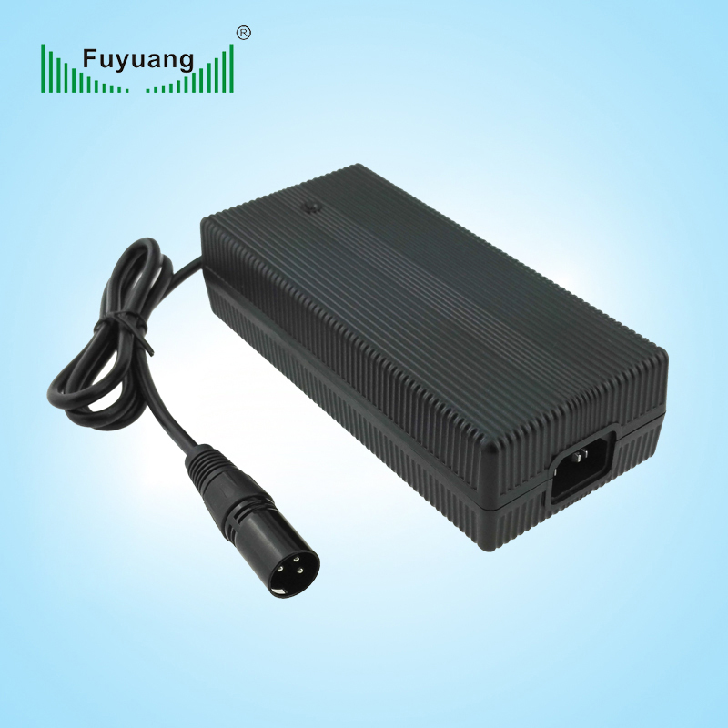 Dongguan Fuyuan high quality 42V 5A li-ion battery charger for e bike