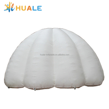 Factory price white inflatable tent/inflatable air dome tent for sale