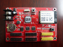 wifi p8 led display control card for indoor and outdoor LED display