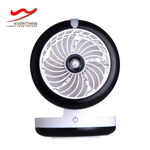 high speed mini portable battery brushless dc water fan