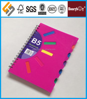 strong staple distributor spiral notebook a4 size