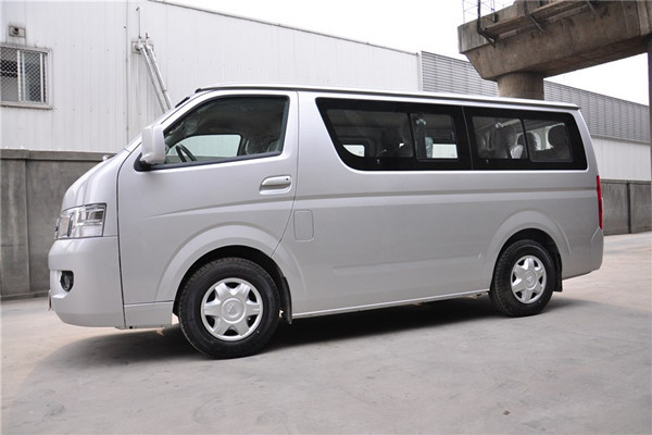 Foton View G7 gasoline/6-9 seats minibus for sale