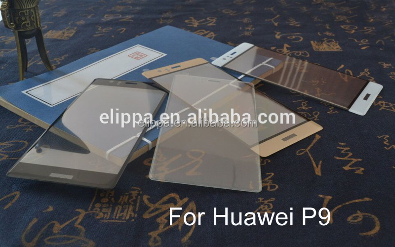 Glass Protector Film for Huawei P9 Ant-burst Tempered Glass Screen Protector Cutting Machine