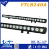Y&T 240w Truck black&White led Light Bar For Brake Turn Signal row