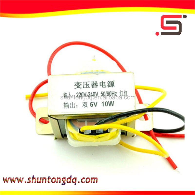 220v 24v 10-60w current high frequency mini types of transformer