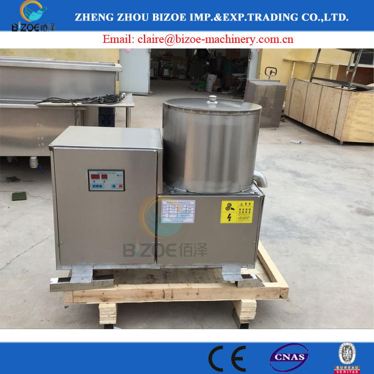 70kg/h High Efficiency Semi-Automatic Electric Potato chips french fries making machine